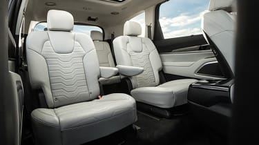 Kia Telluride - middle row