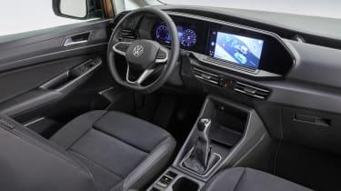 2020 Volkswagen Caddy - cabin
