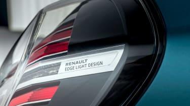 Renault ZOE - rear light detail
