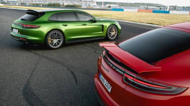 New 2018 Porsche Panamera GTS