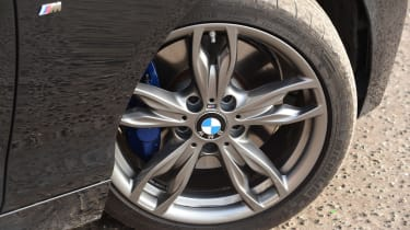 BMW M240i long term first report - wheel