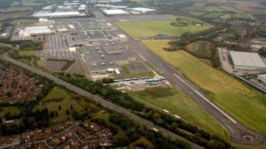 Honda Swindon factory
