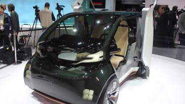 Honda NeuV - front