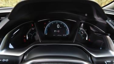 Honda Civic 1.5 - dials