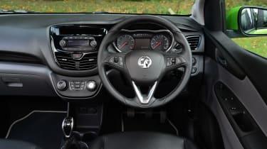 Vauxhall Viva dashboard