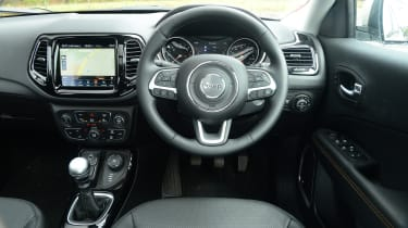 Jeep Compass - interior