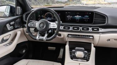 Mercedes-AMG GLE 63 S - dash