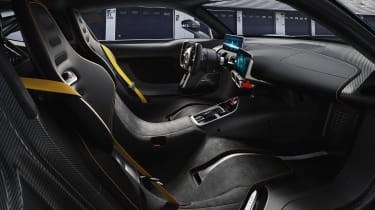 Mercedes-AMG Project ONE - interior