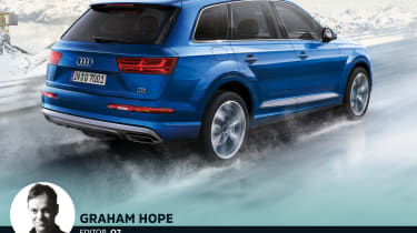 Which Audi Q are you? - Graham Hope Audi Q7