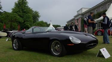 Jaguar Eagle E-Type