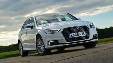 Audi A3 e-tron - front static