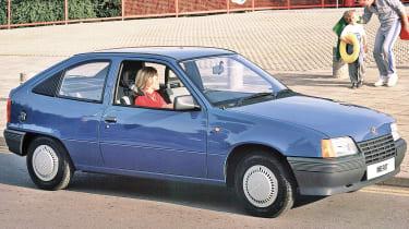 Vauxhall Astra Mk2