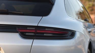Porsche Panamera Turbo Sport Turismo - rear lights