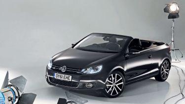 Best Convertible: VW Golf Cabriolet