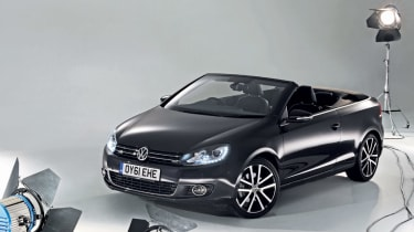 Best Convertible: VW Golf Cabriolet