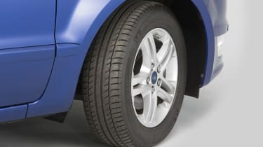 Used Ford Galaxy - wheel detail
