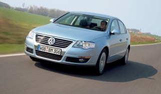 Volkwagen Passat Bluemotion