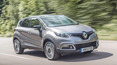Renault Captur - front