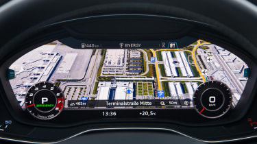 Audi SQ5 - Virtual Cockpit