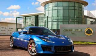 Lotus Evora Hethel Edition 400
