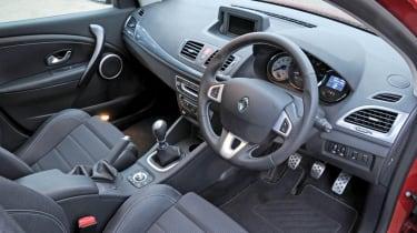 Renault Megane ST interior