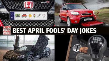 April Fools' Day - header