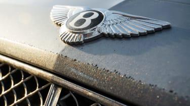 Bentley Flying Spur badge