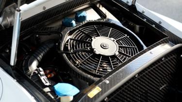 Volkswagen XL1 - engine