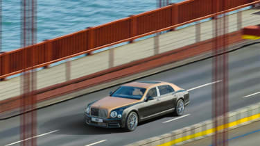 Bentley Mulsanne EWB shot