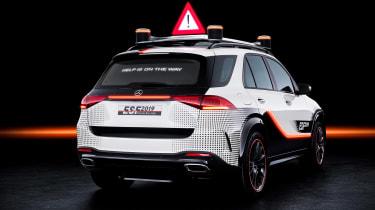 Mercedes ESF Concept - rear