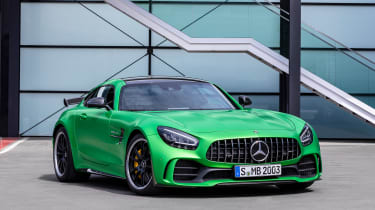 Mercedes-AMG GT R - front static