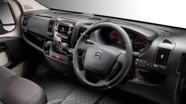 Citroen Relay - interior shot