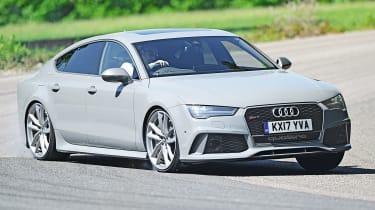 Audi RS7 Performance - drift