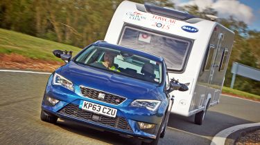 SEAT Leon ST Tow Car of the Year