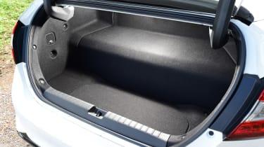 Honda Clarity - boot