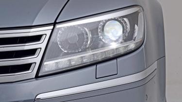Used Volkswagen Phaeton lights
