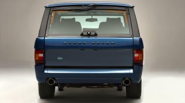 Range Rover Chieftain - rear
