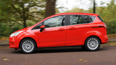 Ford B-MAX 1.0 EcoBoost panning