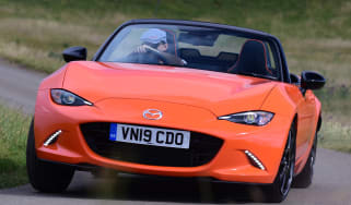 Mazda MX-5 30th Anniversary - front cornering
