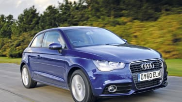 Audi A1 TSFI