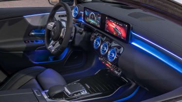 Mercedes-AMG A 35 Saloon - cabin