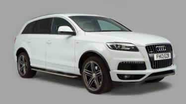 Used Audi Q7 - front