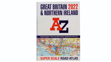 A to Z Great Britain and Northern Ireland 2022 - cover