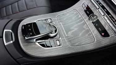 Mercedes CLS transmission