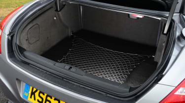 Peugeot RCZ R boot