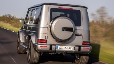 Mercedes-AMG G 63 - rear