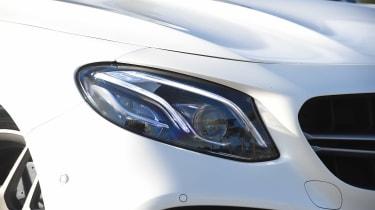Mercedes-AMG E 63 S long termer - first report front light