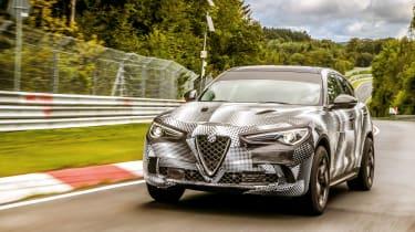 Alfa Romeo Stelvio Nurburgring 4