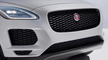 Jaguar E-Pace - front grille