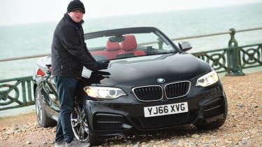 BMW M240i long term first report - Steve Sutcliffe
